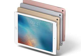 Apple iPad Pro 9.7 inch - Rs 49,900 + Rs 23,500 for Apple pencil and keyboard: The 9.7-inch iPad Pro comes with A9X processor. The 9.7-inch iPad Pro sports a 12-megapixel iSight camera with Focus Pixels, True Tone Flash, new image signal processor. On the front side, there's a 5-megapixel FaceTime camera.