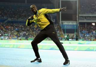 At the age of 15, Bolt won the 200-metre dash at the 2002 World Junior Championships to become the youngest world-junior gold medallist.