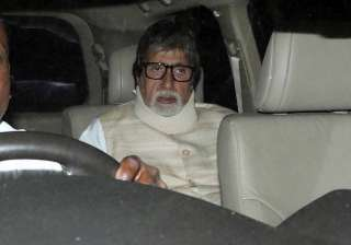 Actor, Amitabh Bachchan, even mourned the death of Aishwarya's father and shared a message on his social media account, which read as,