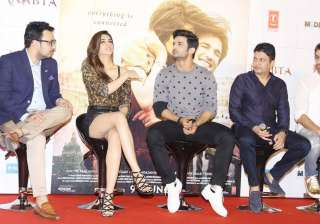 Sushant and Kriti both received much appreciation for their cute chemistry in the trailer of their film Raabta. The concept of the film looked unique and would surely attract audience to it.