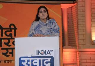 PDP has links with terrorists, alleges Shabnam Lone, lawyer. Further she said Kashmiri pandit will return to Kashmir one day.