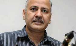 File pic of Delhi deputy CM Manish Sisodia - India Tv
