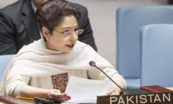 Pakistan's ambassador to the UN Maleeha Lodhi