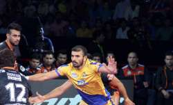 Tamil Thalaivas were looking down and out but skipper Ajay