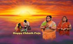 Representative picture to show Chhath Puja