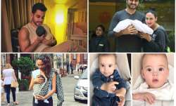 Celebrity who entered parenthood this year