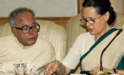 When Sonia Gandhi said 'will miss tantrums' of Pranab