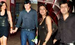 Sushmita Sen and Ritik Bhasin