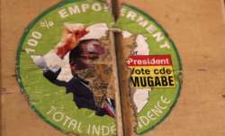 In a televised speech, Mugabe made no reference to the