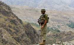 Pakistan Army soldier