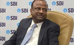 File pic of SBI's Chairman Rajnish Kumar