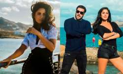 Tiger Zinda Hai Check out Katrina Kaif sizzling dance moves