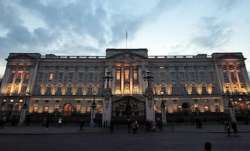 Buckingham Palace is the official home of Britain's Queen