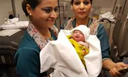 Woman gives birth on Pakistan International Airlines flight