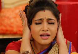Shubhangi Atre gets nervous for 'Bhabi Ji Ghar Par Hai!'