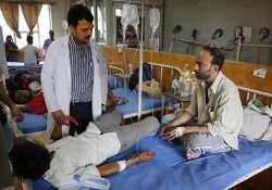Shortage of doctors in India