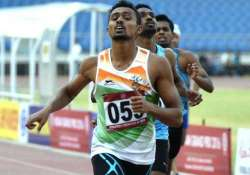 Mohammad Anas qualifies for Rio Olympics