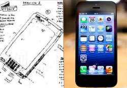 iPhone copied design claims by a florida man