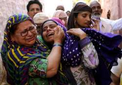 Family of Dadri lynching victim Mohammad Akhlaq