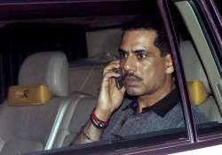 Sonia Gandhi's son-in-law Robert Vadra- India Tv