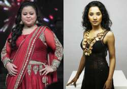 Bharti Singh speaks up on Tannishtha's walk out from