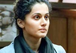 Did you like Tapsee Pannu in 'Pink'? Know how she