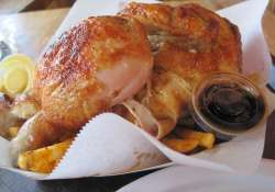 Eating improperly cooked chicken can lead to paralysis: