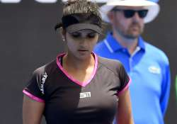 Service Tax dept summons issues notice to Sania Mirza for