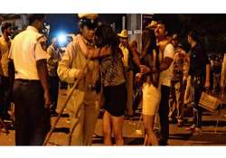 1,500 cops watched as mobs targeted women on New Year's