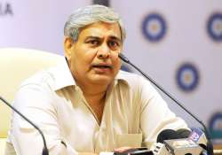 Shashank Manohar resigns as ICC Chairperson citing personal