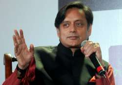 Congress MP Shashi Tharoor denies reports of joining BJP