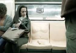 Mexico have 'Penis Seats' in their metro and India