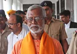 Aseemanand seeks court's permission to go out of Hyderabad