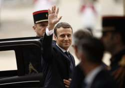 Emmanuel Macron's party on course for huge parliamentary