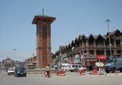 File pic - A view of Lal Chowk - India Tv