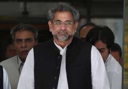 Shahid Khaqan Abbasi elected new Prime Minister of Pakistan