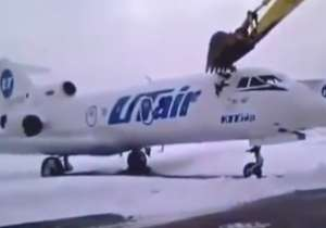Multi-million dollar aircraft destroyed by an employee- India Tv