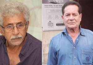 Naseeruddin Shah, Salim Khan- India Tv