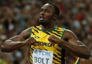 Usain Bolt- India Tv