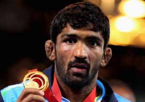 Yogeshwar Dutt- India Tv