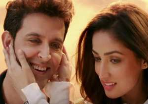 Blind Hrithik paints the beautiful and colourful story in 'Kaabil'