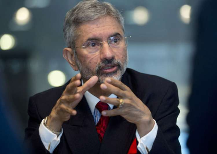 S Jaishankar- India Tv