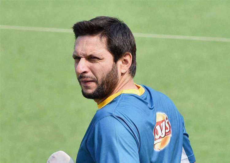 shahid afridi- India Tv