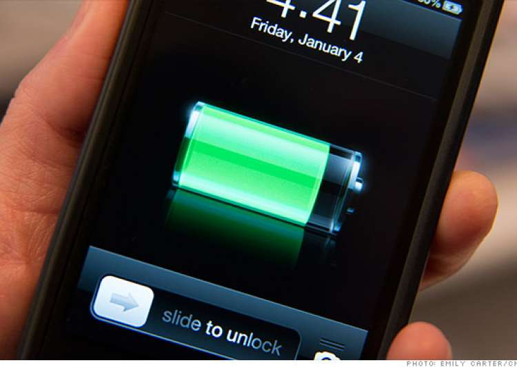 battery phone- India Tv