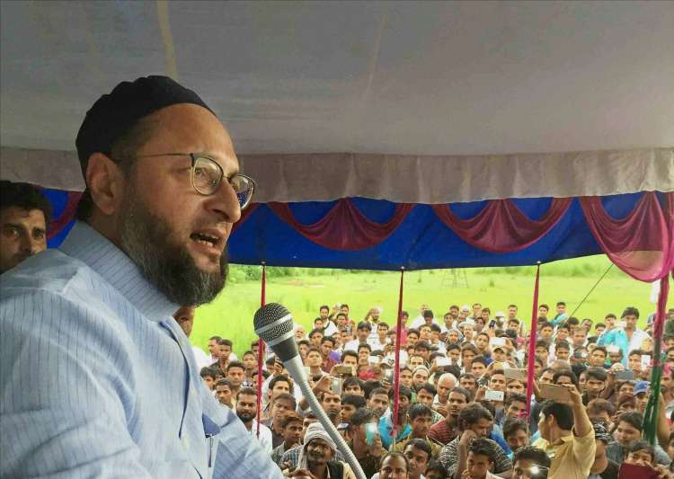 Owaisi contended that the questionnaire is loaded in favour- India Tv