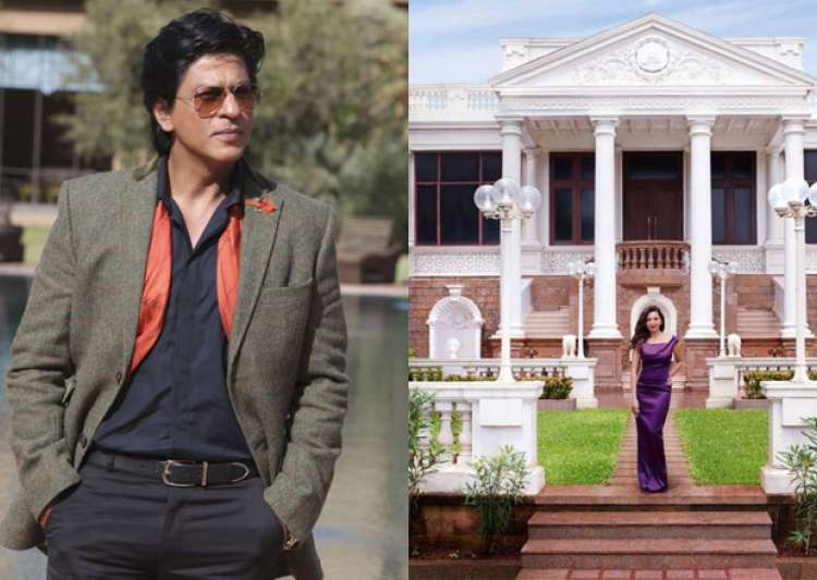 Check Out The Inside Pics Of Shah Rukh Khan S Luxurious