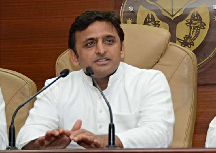 Yadav also blamed the media for blowing the issue out of- India Tv
