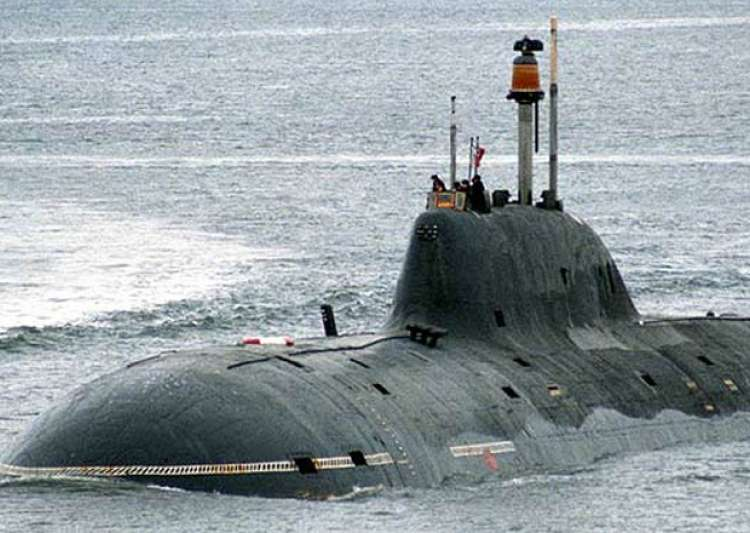 File pic- India to acquire second Akula-Class submarine- India Tv