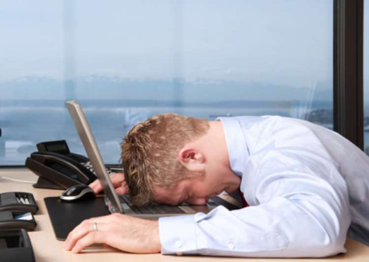 High-stressed jobs not good for health- India Tv