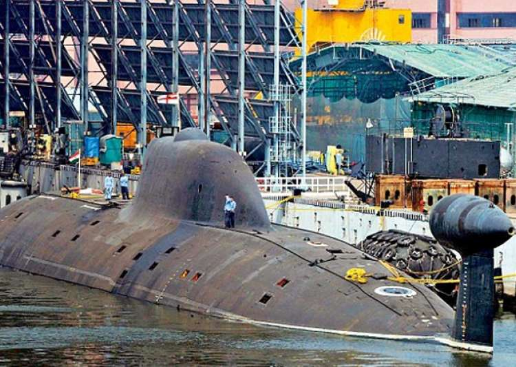 India inducts first armed nuclear submarine INS Arihant- India Tv